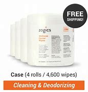 zogics wellness wipes